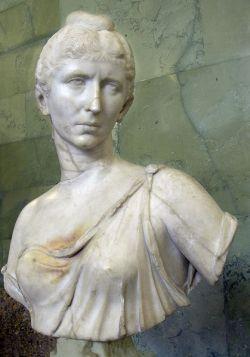 Żona cesarza Galiena - Salonina