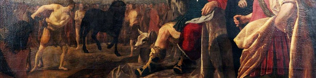 Sertoriusz ukazany na obrazie Gerarda van der Kuijla