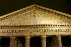 Tympanon na Panteonie