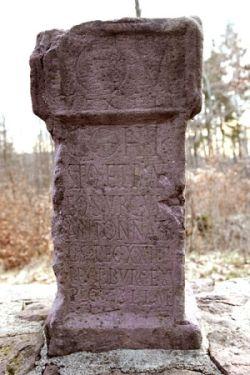 Pomnik poświęcony Jowiszowi Najlepszemu Największemu