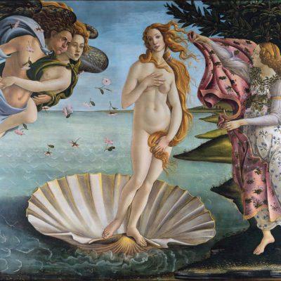 Sandro Botticelli, Narodziny Wenus