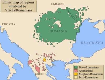 Ludy romańskojęzyczne we współczesnej Europie Środkowej