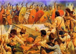 Zdobycie Kartaginy w 146 roku p.n.e.