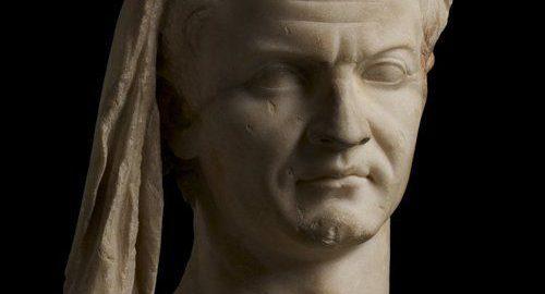 Rzymskie popiersie Marka Agryppy