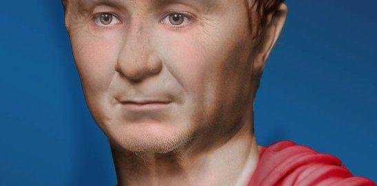 Rekonstrukcja wizerunku Pompejusza Wielkiego