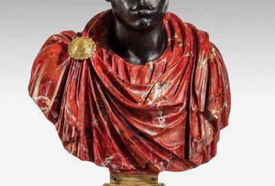 Popiersie wysoko postawionego Rzymianina do kupienia