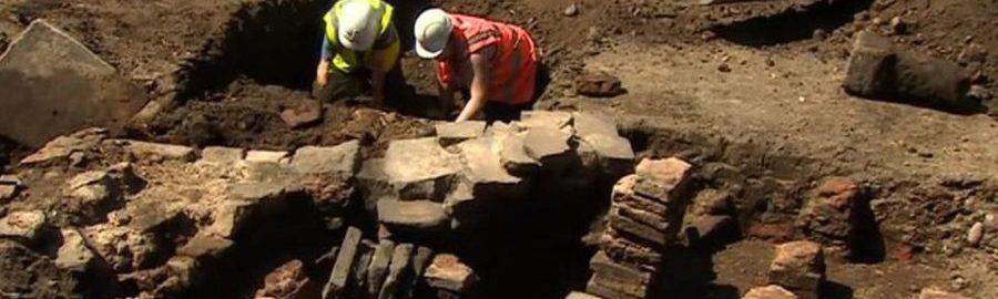 W rzymskiej łaźni w Carlisle trwają dalsze wykopaliska