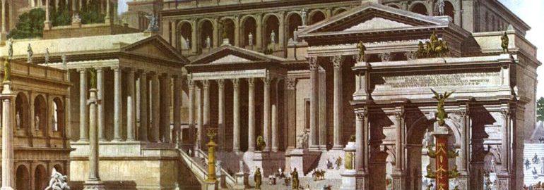 Marmurowy Rzym