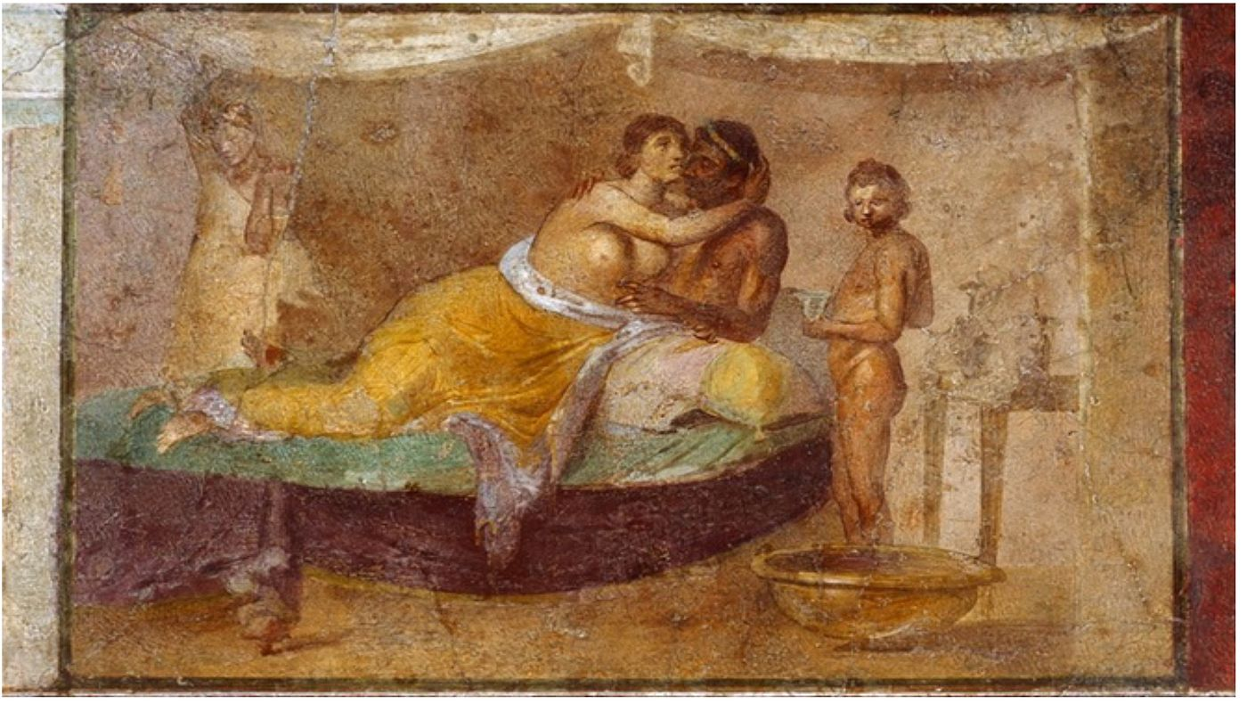 Perverse sexual practices in ancient Rome