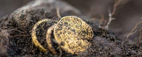 Na szwedzkiej wyspie odkryto rzymskie artefakty