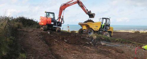 Odkryto ślady po rzymsko-brytyjskiej osadzie w Walii