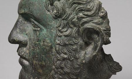 Fragment of image of Caracalla