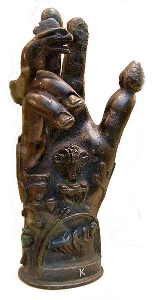 Ręka boga Sabazjosa