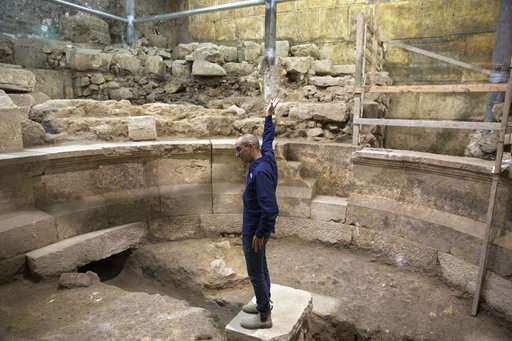 W Jerozolimie natrafiono na rzymski teatr sprzed 1800 lat