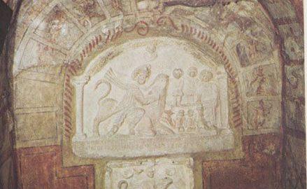 Fresk rzymski