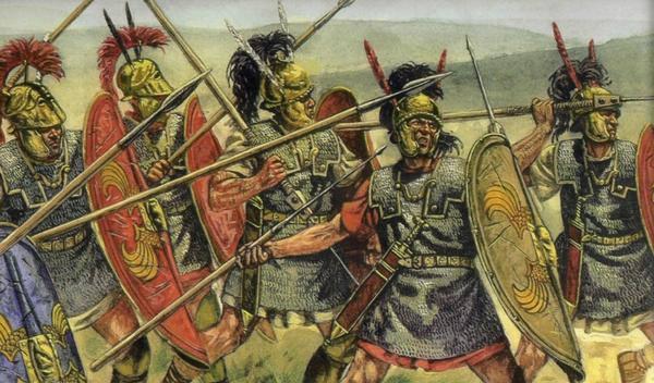 Żołnierze Republiki rzymskiej