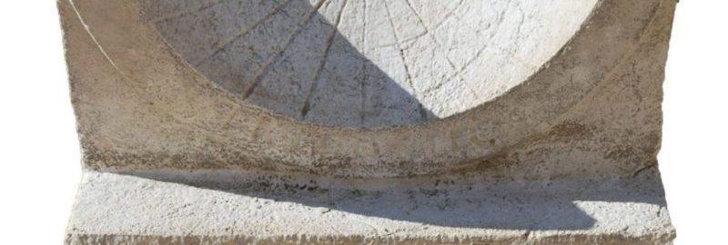 Naukowcy odkryli liczący niemal 2000 lat zegar słoneczny