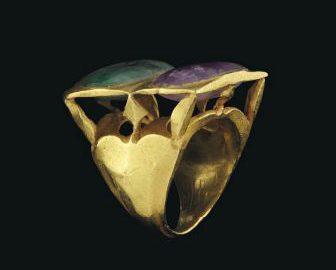 Cudowny rzymski pierścionek