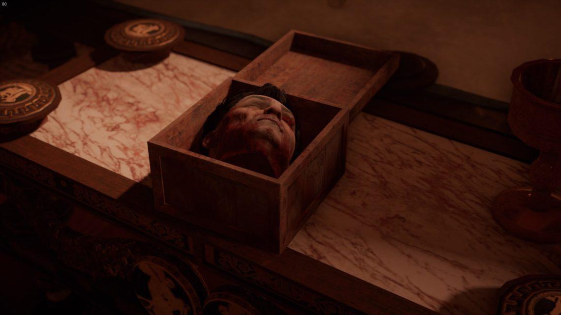 Screen z Assassin's Creed Origins