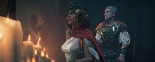 Artykuł poświęcony grze Assassins Creed Origins
