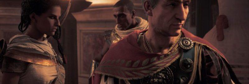 "Screen z ""Assassin's Creed Origins"""