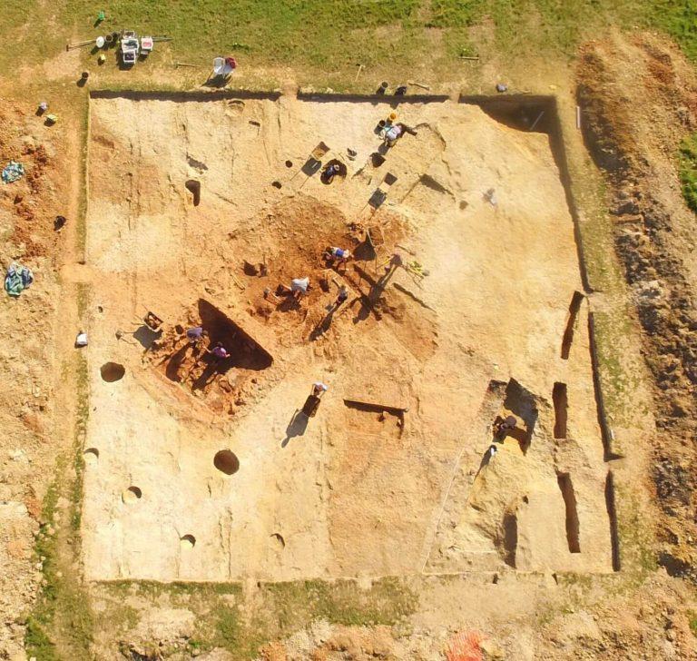 Odkryto w Silchester kolejną świątynię rzymską
