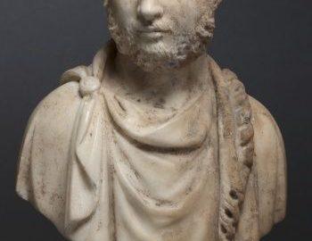 Ciekawe rzymskie popiersie z Azji Mniejszej