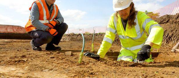 Odkryto pozostałości rzymskiej osady i cmentarzyska w Anglii