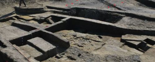 Rów obronny i fort Rzymian w Kent