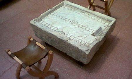 Ludus duodecim scriptorum - Roman game