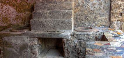 Thermopolium w Pompejach