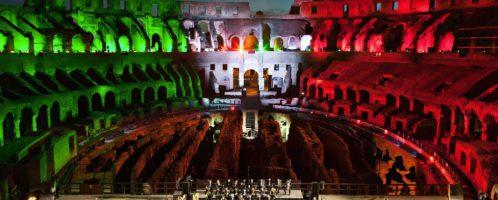 Czy w Koloseum będą miały miejsce koncerty rockowe?