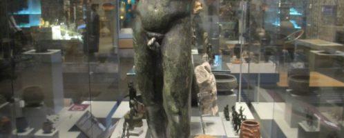 Mercury - statue from 2nd century CE