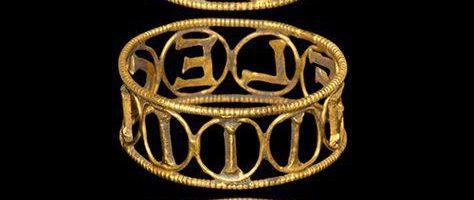 Unique ring of 4th legion Flavia Felix