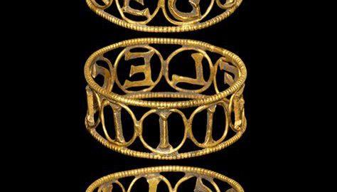 Wyjątkowy pierścień IV legionu Flavia Felix