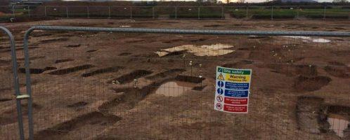 Odkryto rzymskie cmentarzysko w Bristol