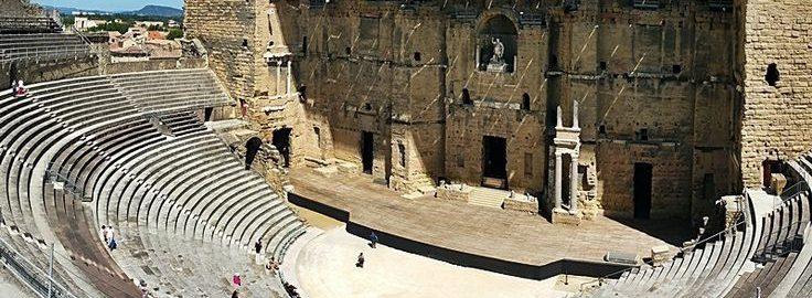 Rzymski teatr w Orange