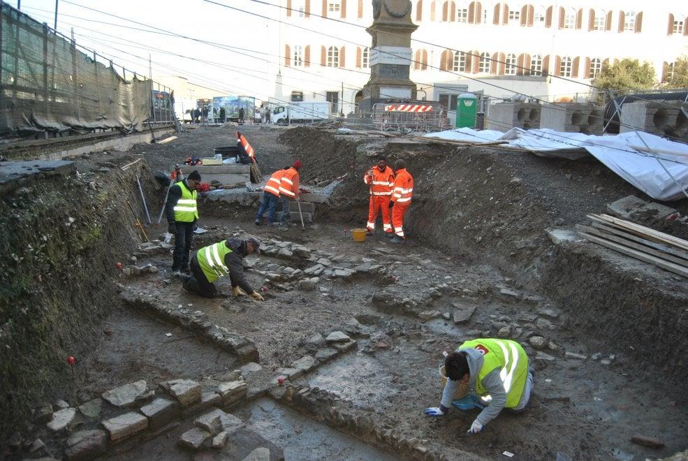 We Florencji odkryto fragmenty rzymskiej nekropolii