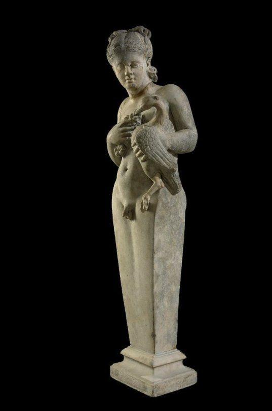 Rzymski posąg hermafrodyty