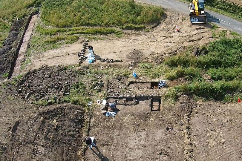 Odkryto pozostałości drogi rzymskiej w Anglii