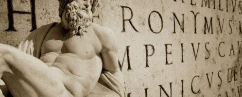 Rzymskie litery