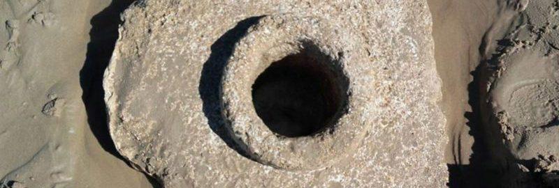 W Hiszpanii sztorm odkrył pozostałości rzymskiego akweduktu