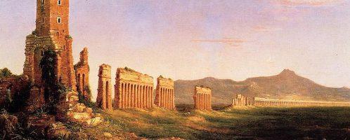 Thomas Cole, Akwedukt pod Rzymem