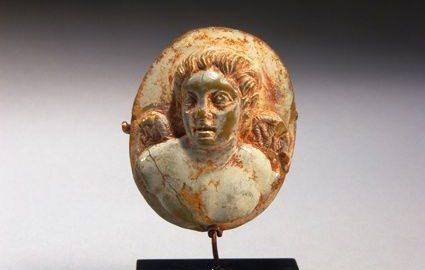 Rzymska kamea ukazująca Amora