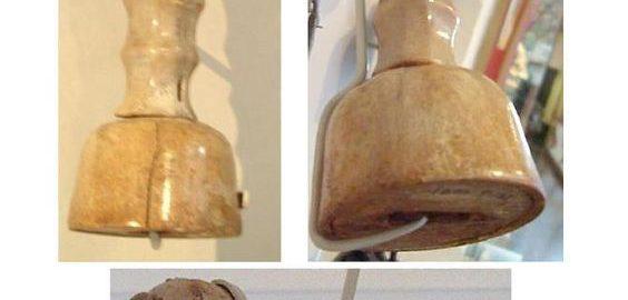 Głowica rzymskiego gladiusa z kości słoniowej