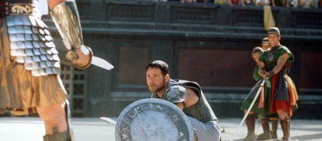 """Scena z filmu """"Gladiator"""""""