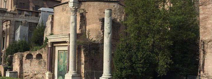 Świątynia Romulusa w Rzymie