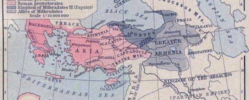 Królestwo Mitrydatesa przed wojną