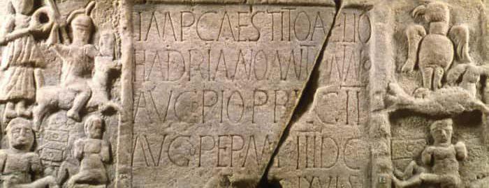 Na rzymskim kamieniu w Szkocji odkryto pigmenty
