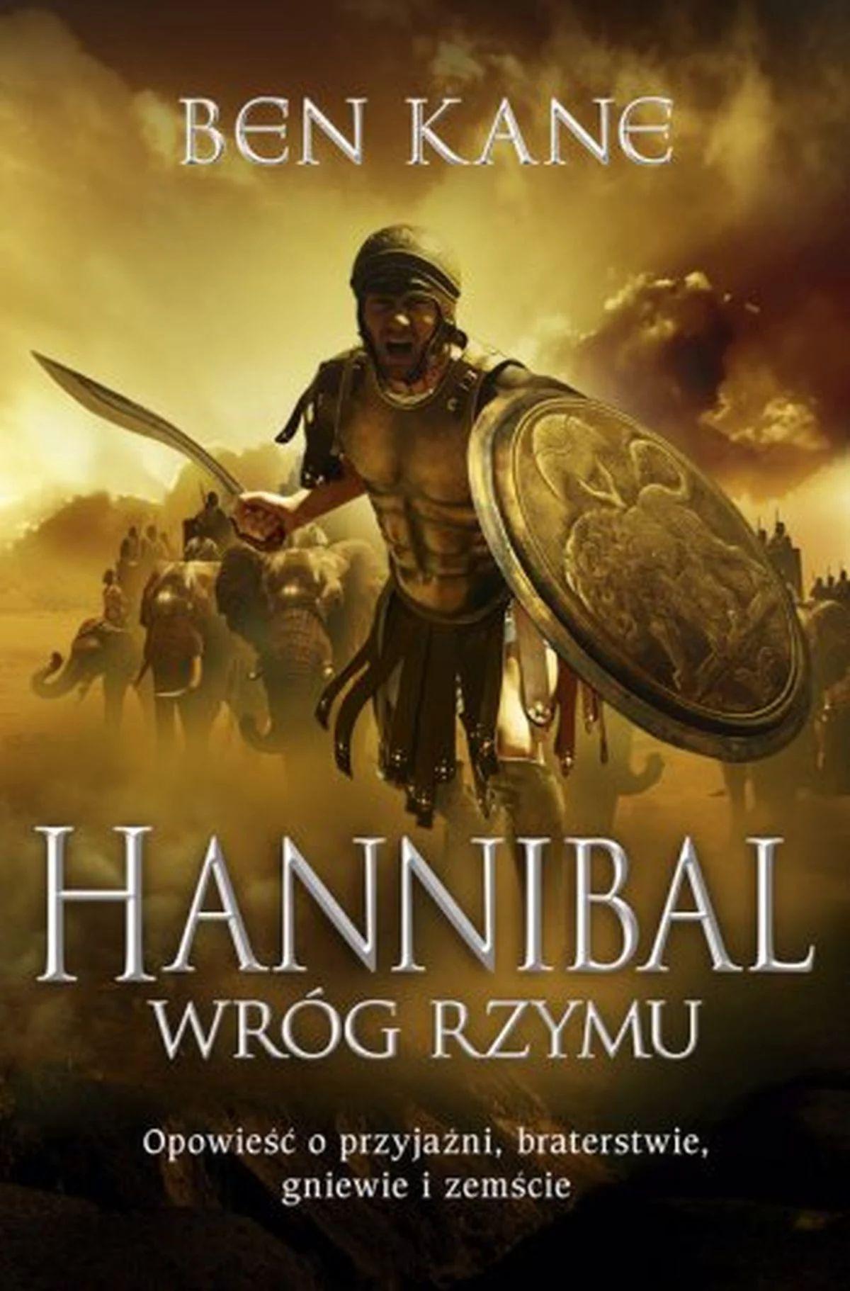 Ben Kane, Hannibal. Wróg Rzymu